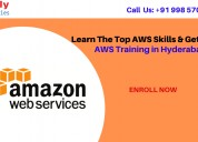 Aws become a cloud expert in kelly technologies in