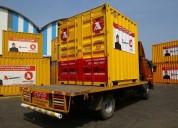 Moving trailer rental
