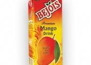 Bejois - packaged fruit juice brands in india