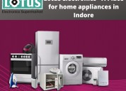 Lotus electronics - a place for home appliances in