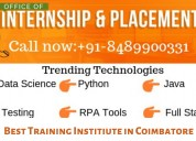 Job oriented courses in coimbatore | job oriented