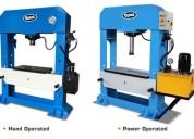 Metal forming press manufacturers