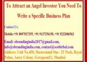 Angel investor you need to write a specific busine