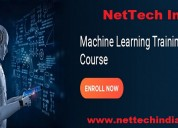 Get  machine learning course from nettech india