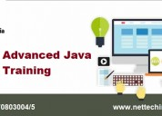 Advanced java training in mumbai