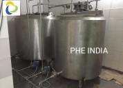 Milk processing plant manufacturers