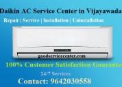 Daikin ac service center in vijayawada near me