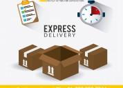 Unique express international courier service
