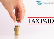 Tax planning consultancy in delhi ncr