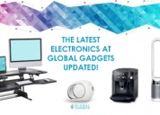 Buy amazing gadgets from global gadgets