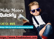 Earn money now simply installing this free app