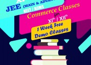 Commerce classes in ranchi