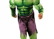 Hulk avengers superhero kids fancy dress costume w