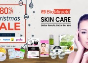 Year end offer on beauty products(80% off)