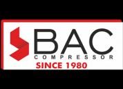 Air compressor manufacturers coimbatore - bac comp