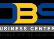Coworking space in andheri - dbs india
