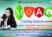 Best  mengodb training in hyderabad