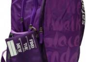 School basix - buy safari handbrush 34s backpack