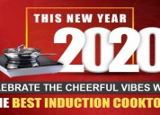 Celebrate the cheerful vibes with best induction c