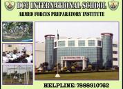 Boarding school for nda exam preparation patiala