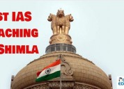 Top ias coaching centre in shimla