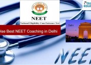 Neet coaching institute in delhi