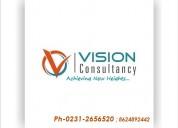 Digital signature certificate (dsc)–vision consult