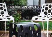 Luxury concrete decor - nuance studio