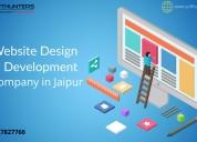 Hire leading web development company jaipur