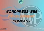 Wordpress development company - global it app