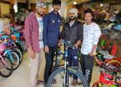 Online cycles shop