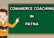 Commerce coaching in patna