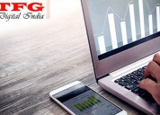Tfg company tops the list in an email marketing.