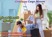Greatway cargo packers and movers andheri