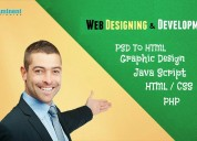 Web design & development in mohali