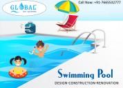 Swimming pool manufacturer in rajasthan