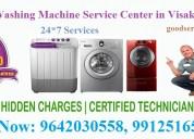 Samsung washing machine service center in vizag