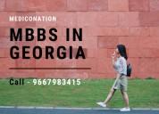 Georgia mbbs admission 2020 - georgia mbbs apply