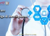 Healthcare webdesign and development services