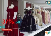 Flat 37% off gowns