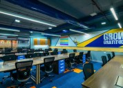Coworking space in hyderabad - isprout