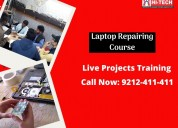 Laptop repairing course mehrauli shalama delhi