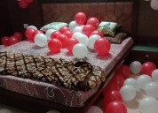 Valentines day party decoration in delhi