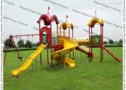 Outdoor Playground Equipment in India