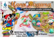 Drawing institute  in ranchi