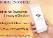Leading mobile app development company in chandiga