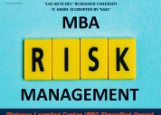 Mba - risk management
