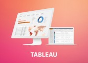 Tableau training & consulting