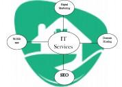 Domain and hosting, mobile app development