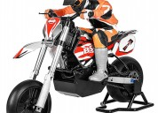 Bsd racing rc motor cycle
